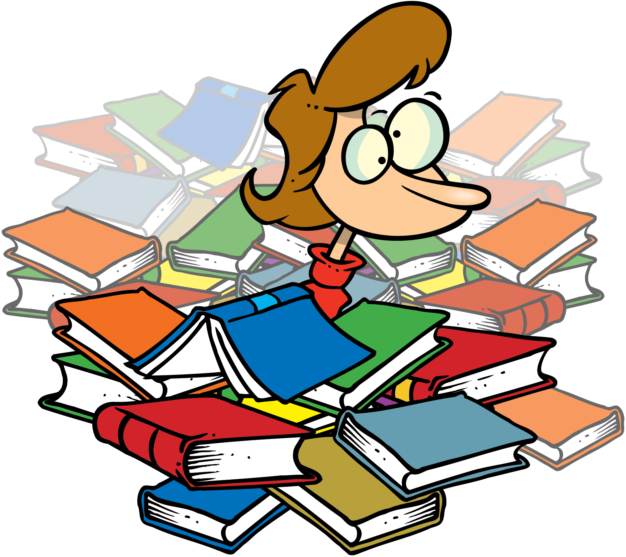 English clipart study material. Cs topper nupur s