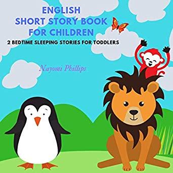 Amazon com short story. English clipart toddler book