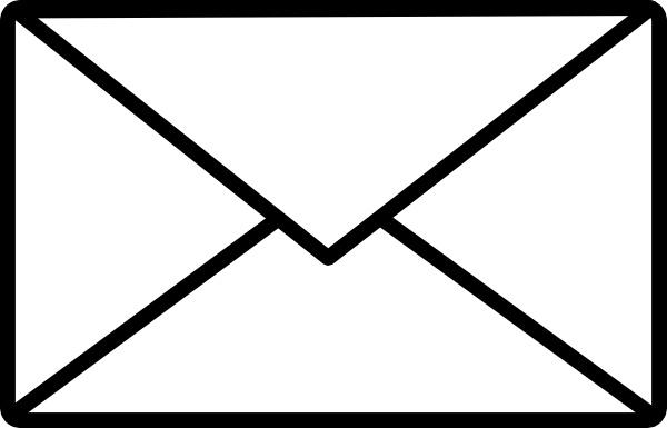 Envelope clipart. Clip art free vector