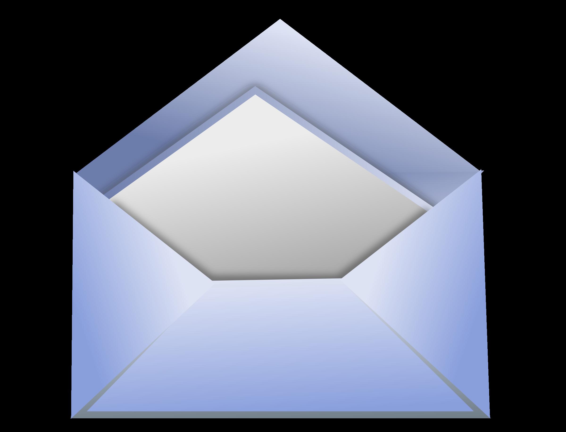 Big image png. Envelope clipart addressed envelope