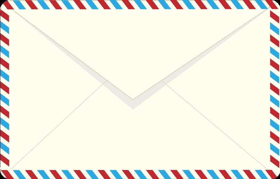 envelope clipart airmail envelope