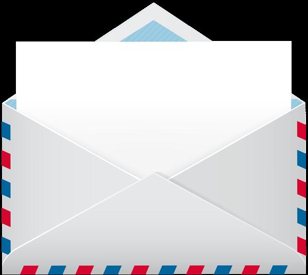 Envelope clipart blank envelope. Gallery decorative elements png