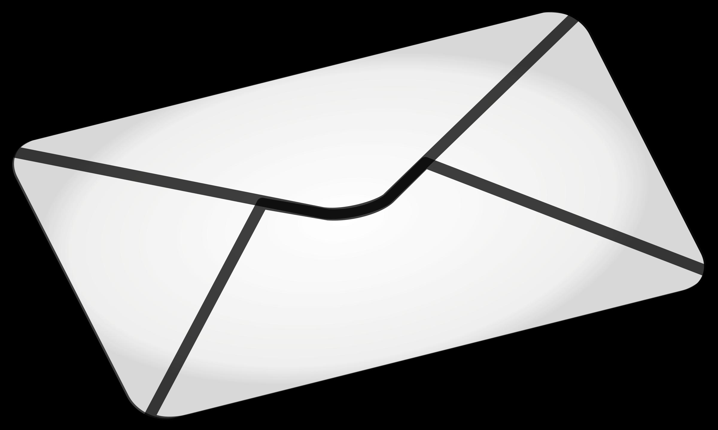 Envelope clipart envelop. Big image png