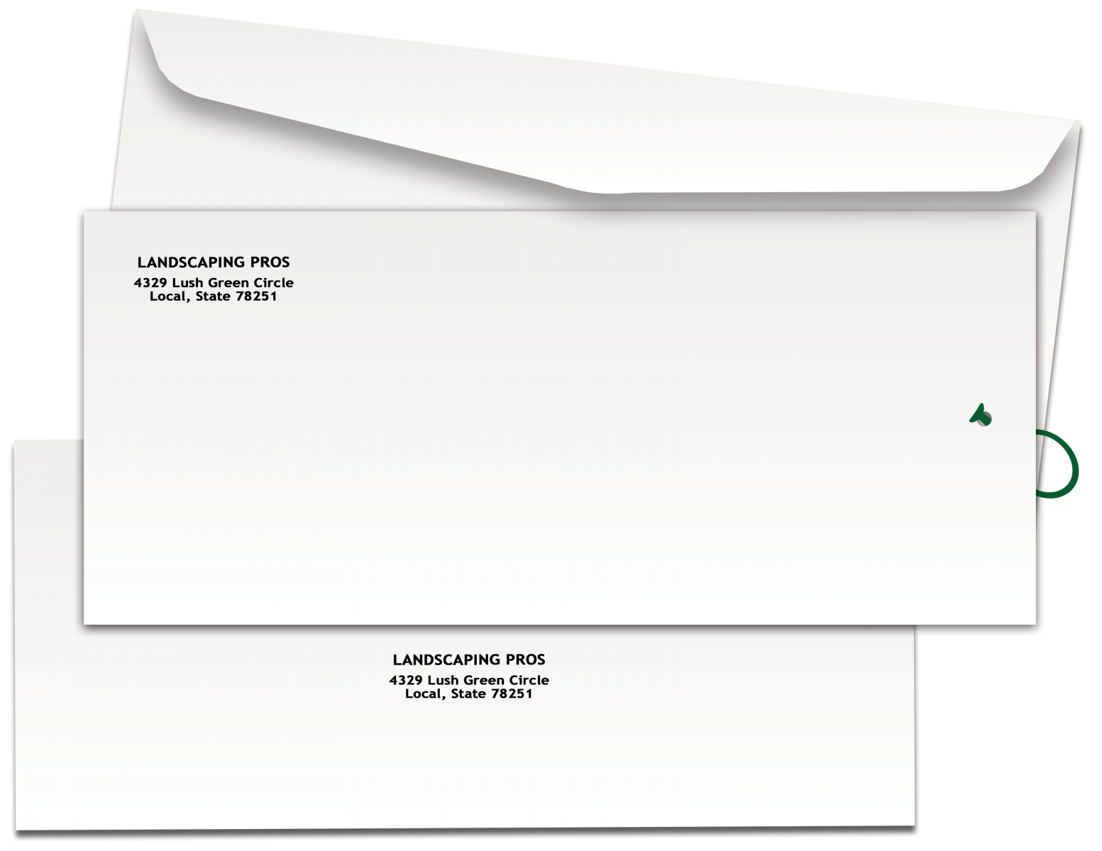 Door hangers envelopes hanger. Envelope clipart envelope design