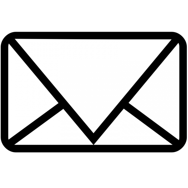 envelope clipart envelope outline