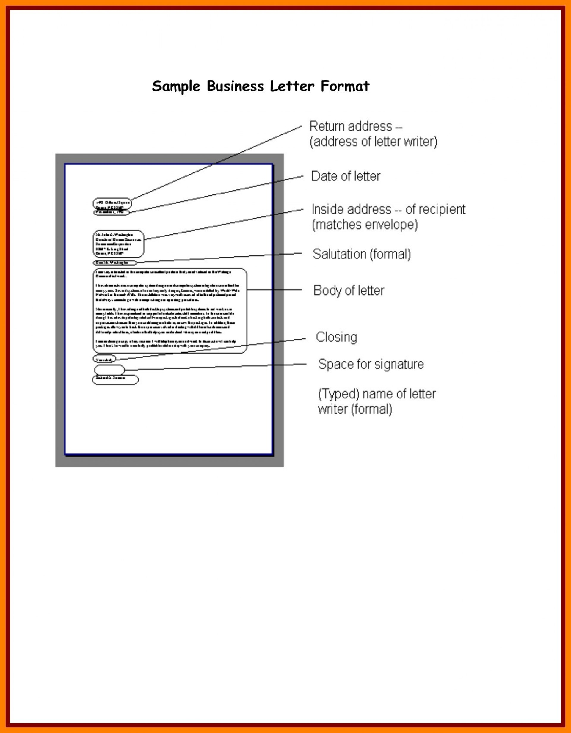 Format Of Letter Envelope from webstockreview.net