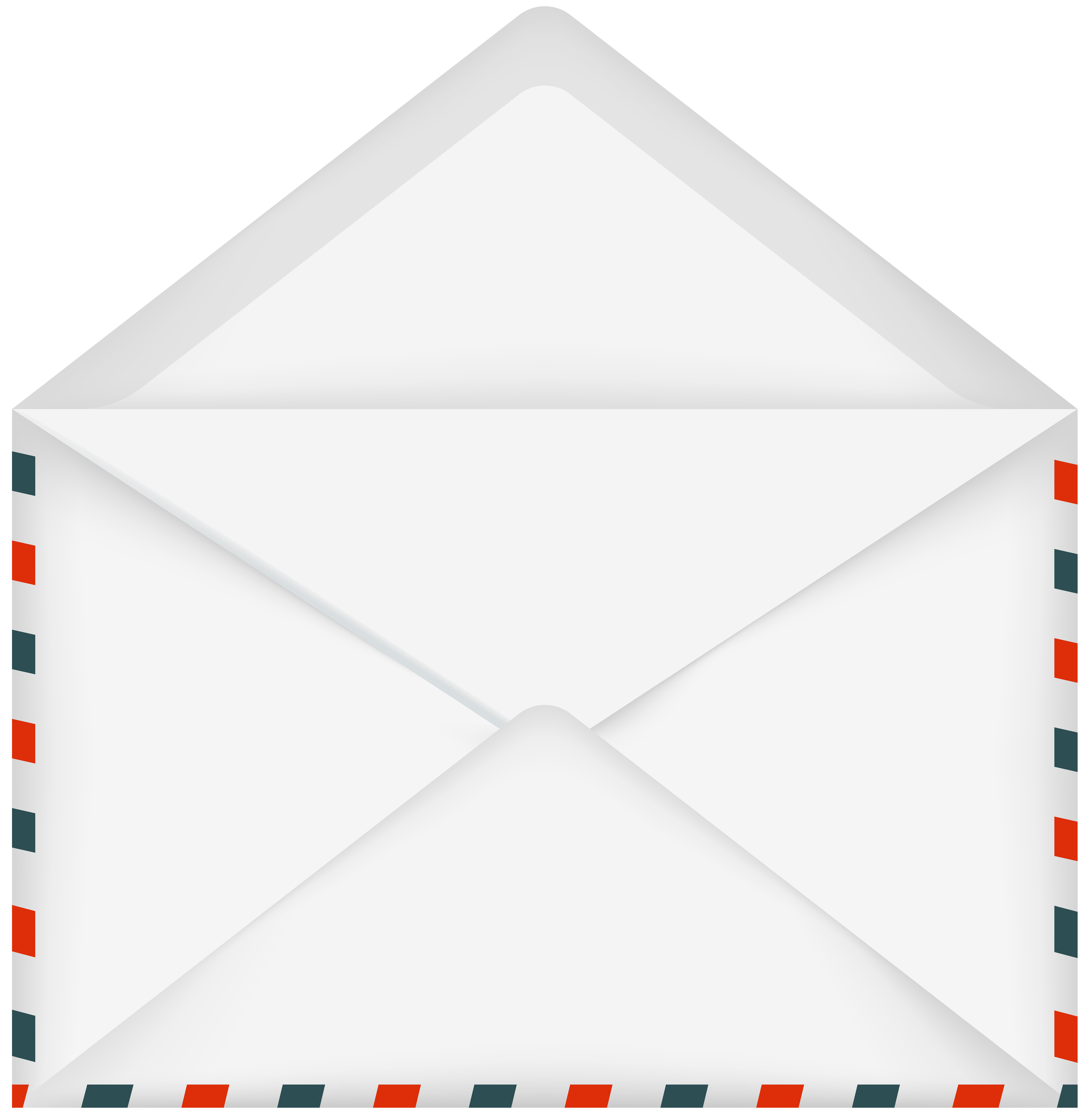 Clip art image gallery. Envelope clipart format