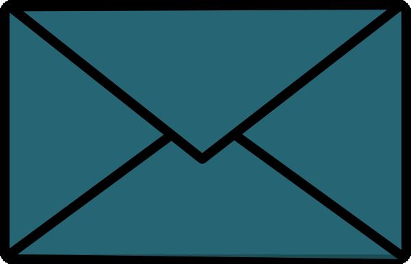 Envelope clipart green envelope. Clip art at clker
