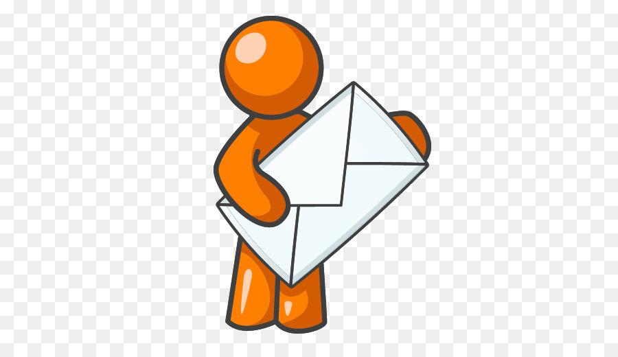 Envelope clipart illustration. Paper background