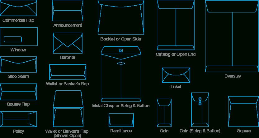 Envelope clipart international. Elegant of letter format