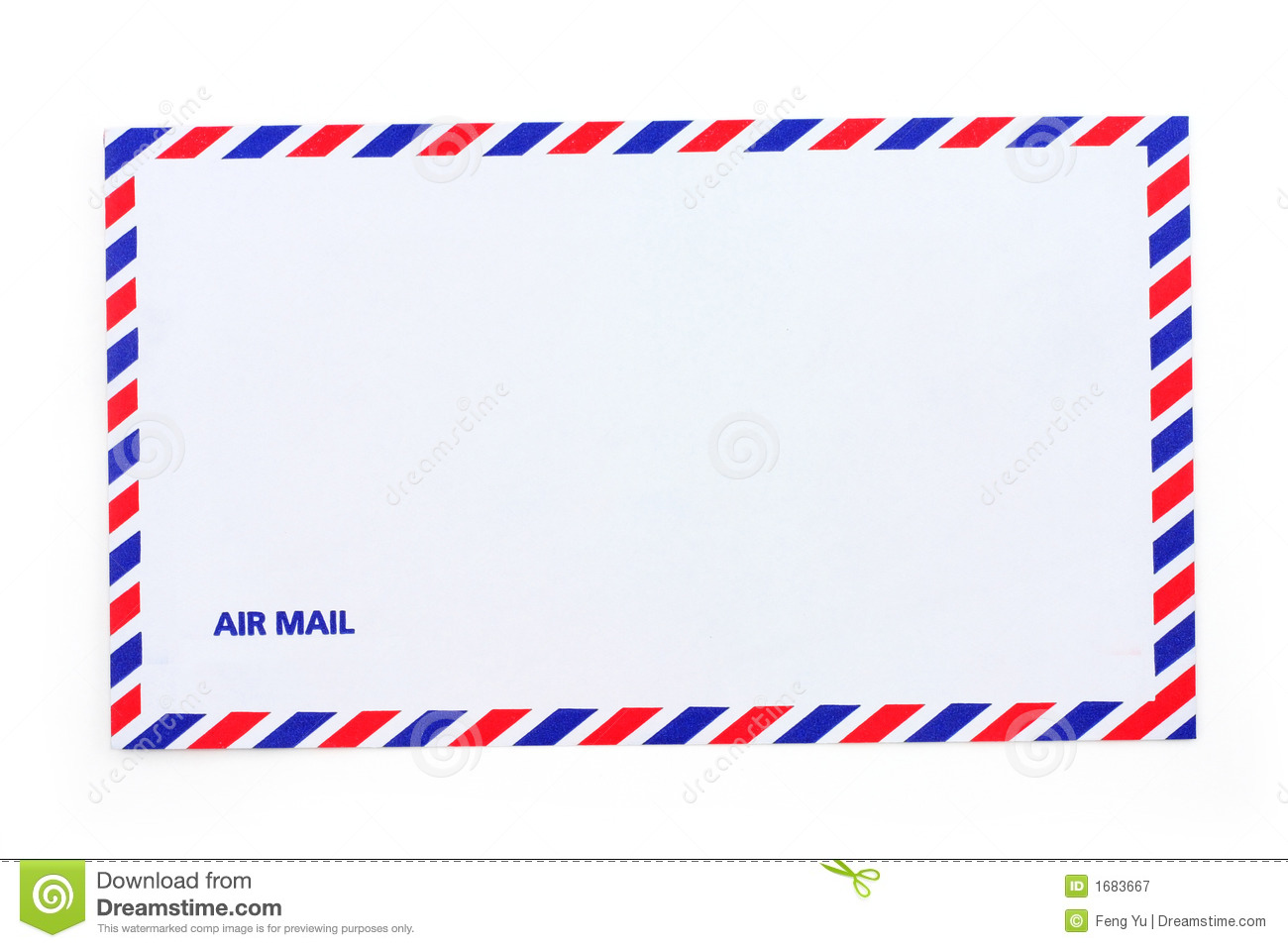 Envelope clipart international. Airmail panda free images