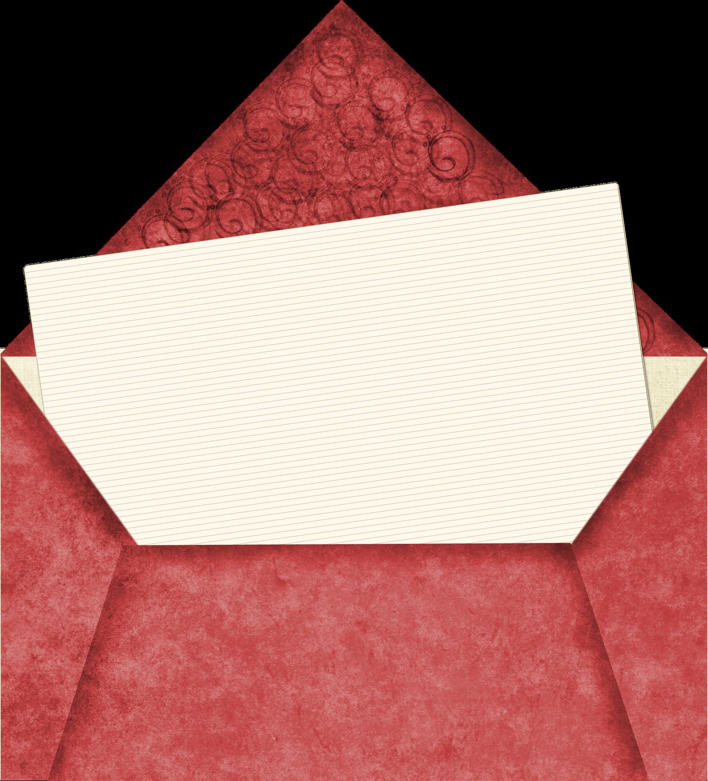 Envelope clipart invitation envelope. Abrir una carta es