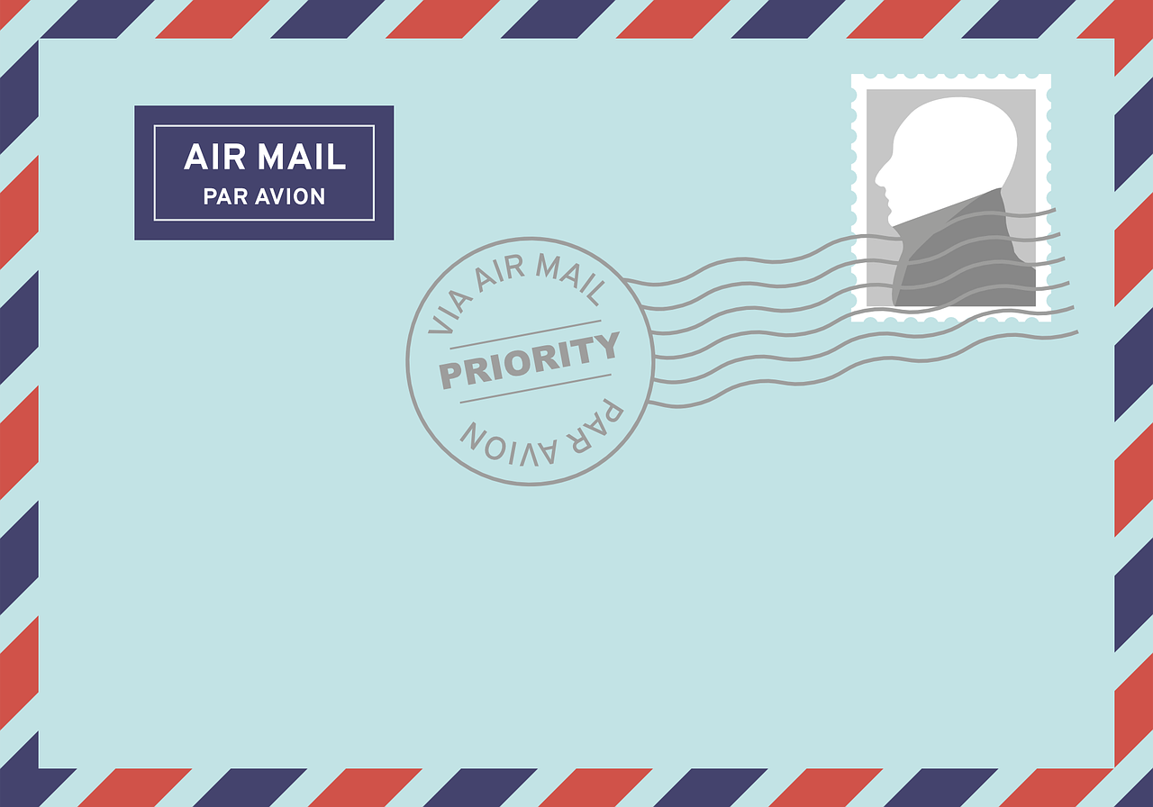 Free mail cliparts download. Envelope clipart letter post