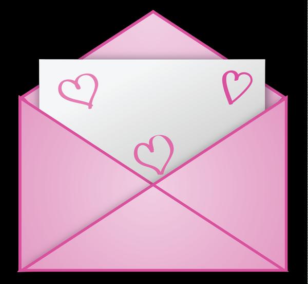 envelope clipart lettter