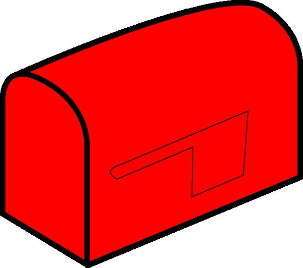 Mail clipart circumstance. Red mailbox clip art