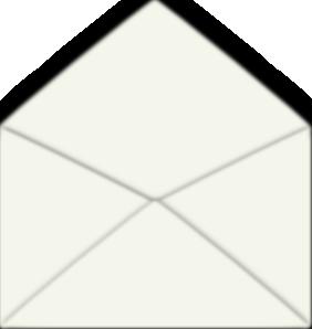 Envelope clipart open letter. Clip art at clker