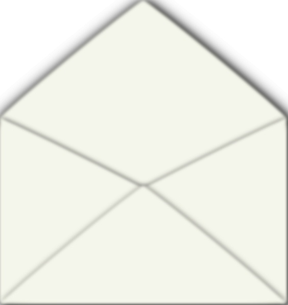 Open clip art free. Envelope clipart opened envelope