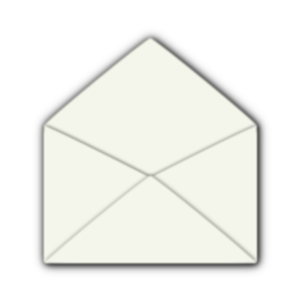 Open cliparts of free. Envelope clipart opened envelope