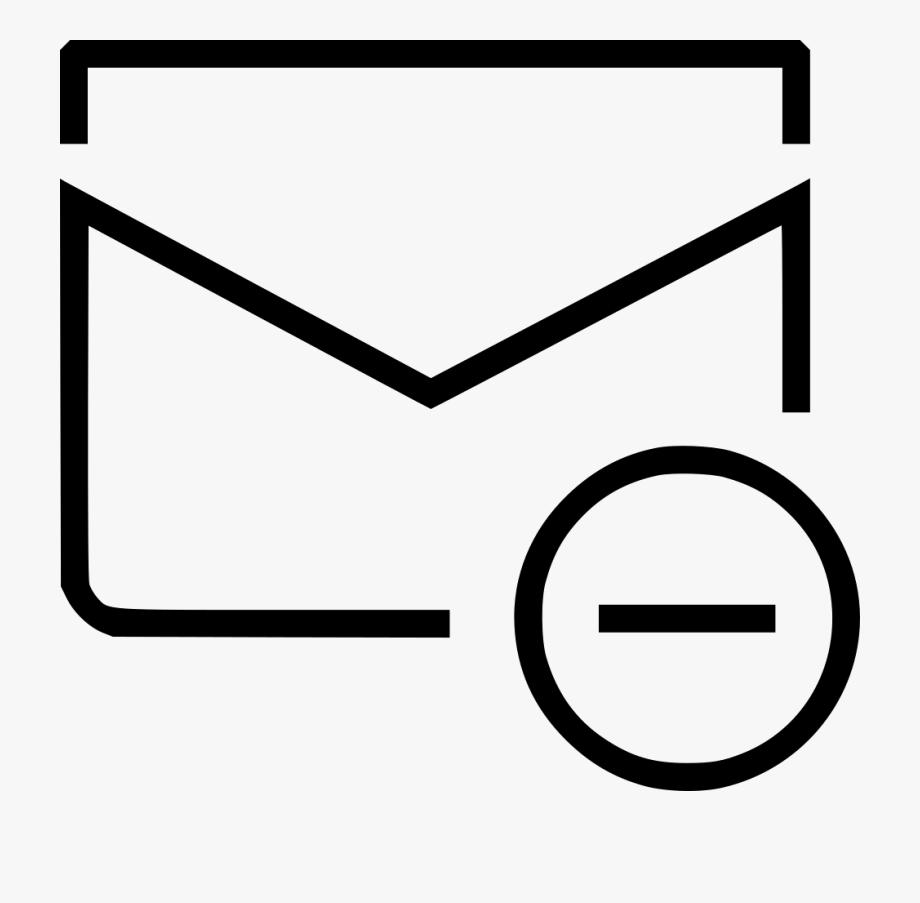 Envelope clipart parent letter. Line art free