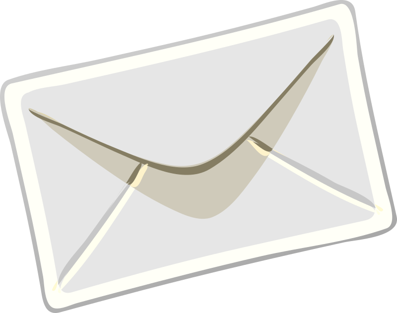 Envelope clipart recommendation letter.  what is a