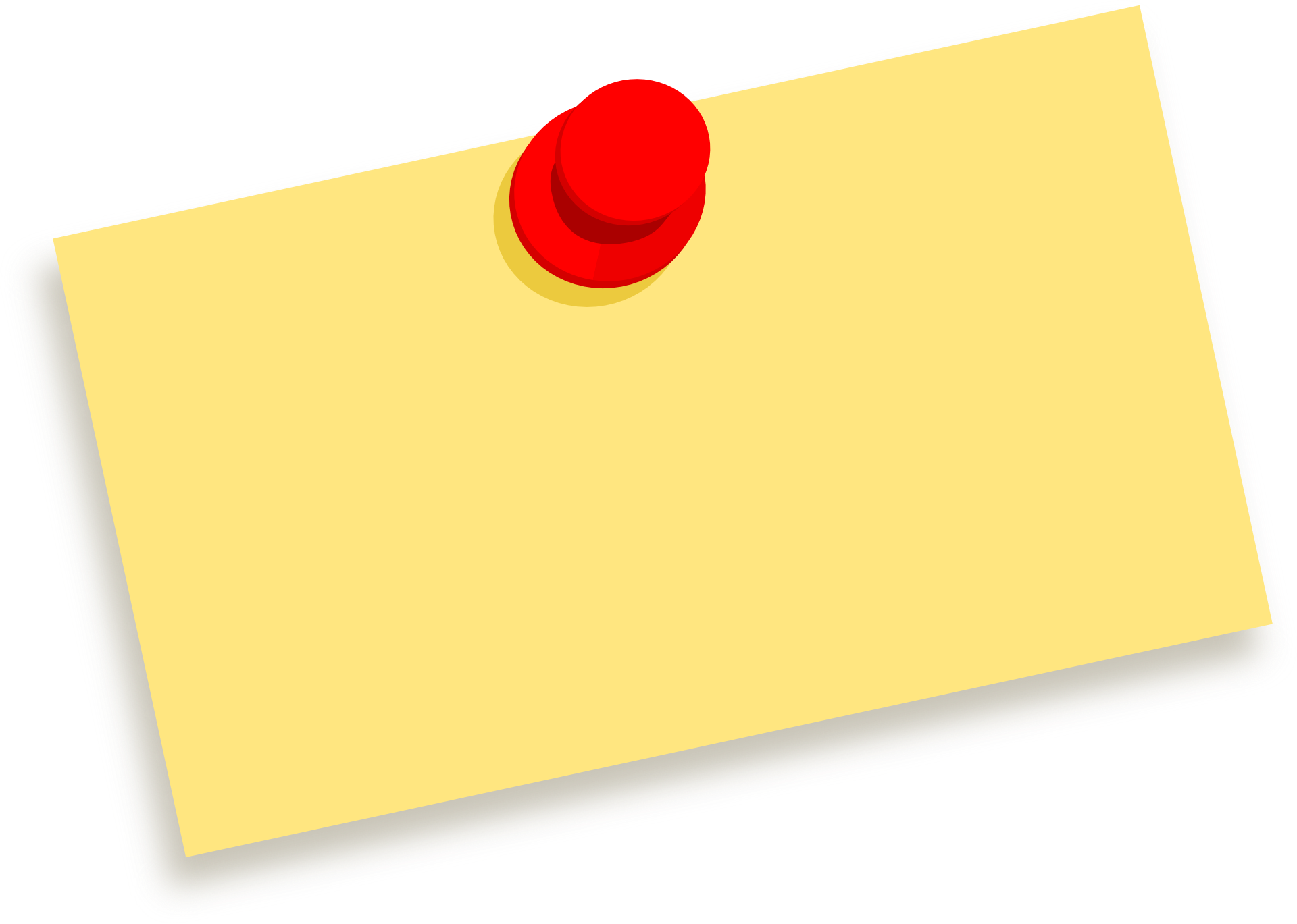 Envelope clipart rectangle object. Post it note paper