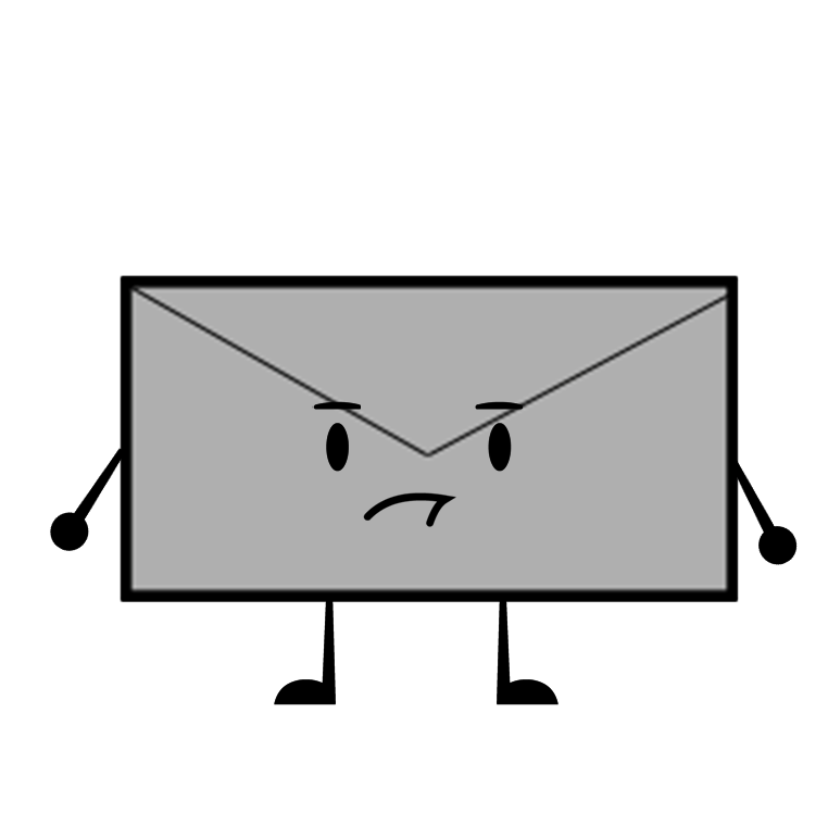 Image wiki pose png. Envelope clipart rectangle object