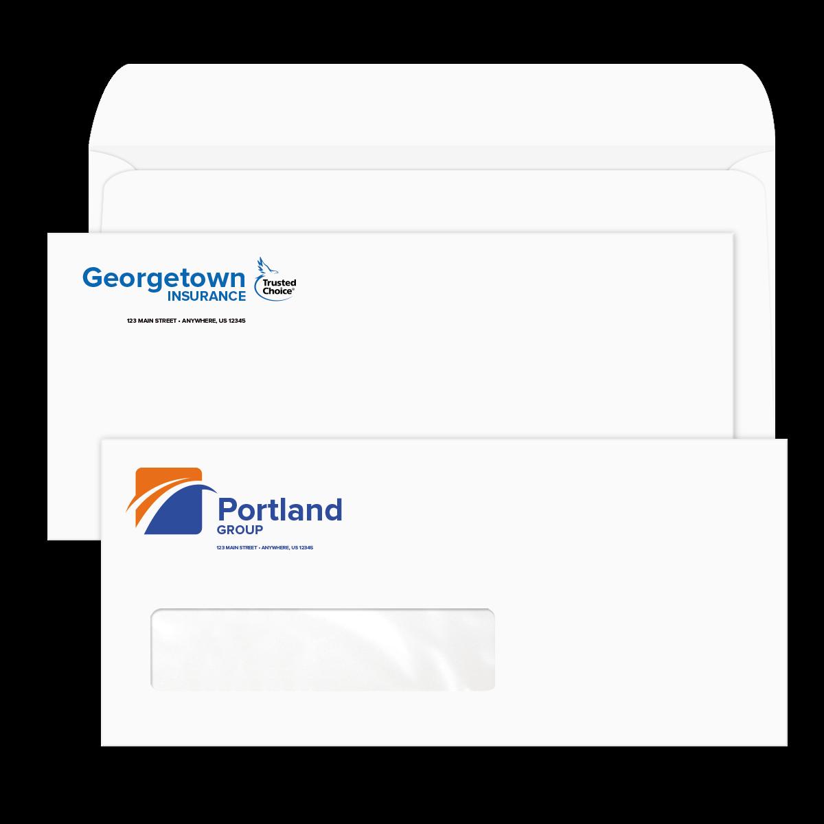 envelope clipart sample addressed