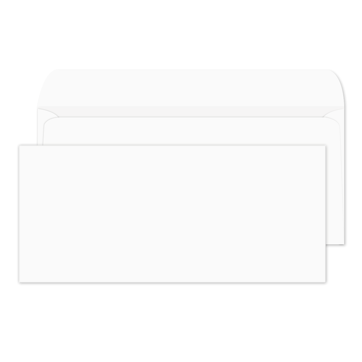 Envelope clipart sample addressed.  business envelopes custom