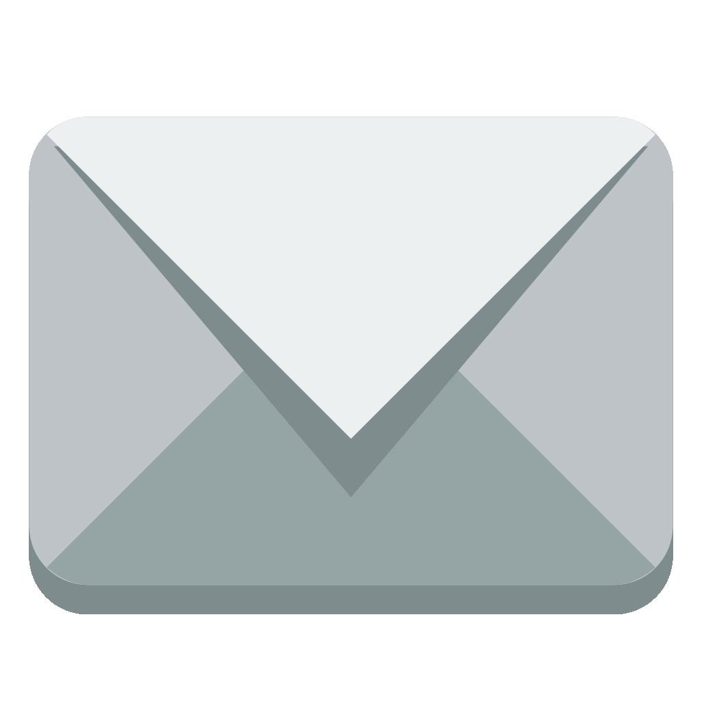 Icon flat iconset paomedia. Envelope clipart small envelope