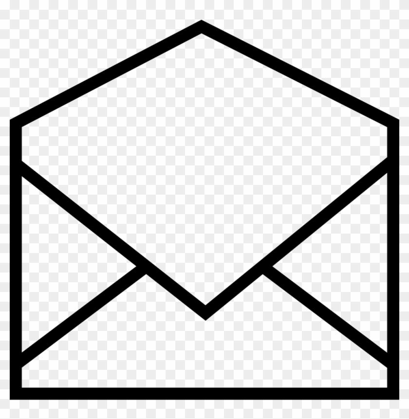 Open an comments mail. Envelope clipart transparent background