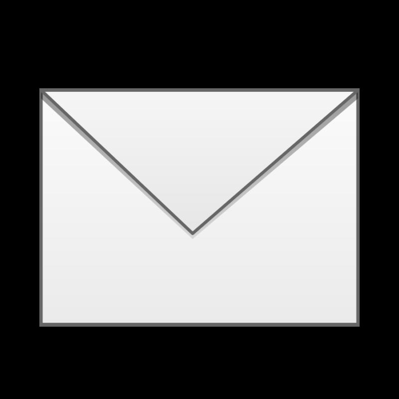 Envelope clipart transparent background. Top free images download