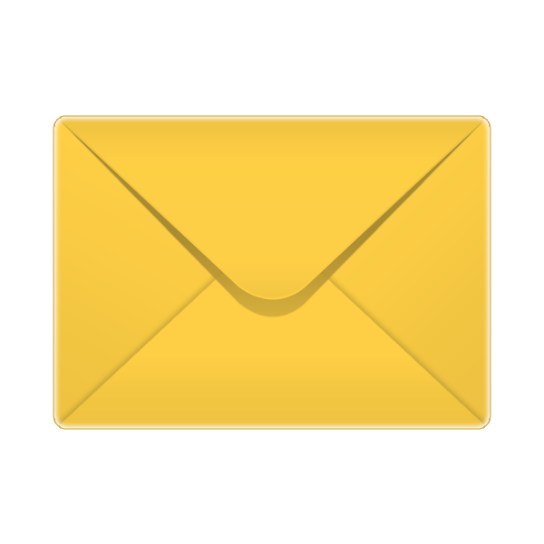 Png images free download. Envelope clipart yellow envelope
