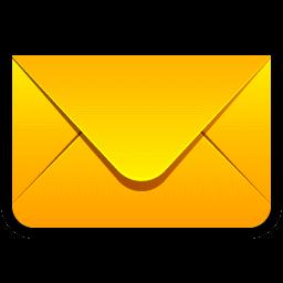 Icon png image iconbug. Envelope clipart yellow envelope