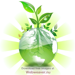 Environment clipart. Green