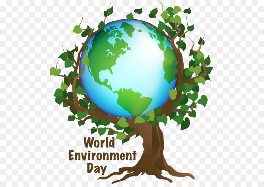 Environment clipart. World day natural june