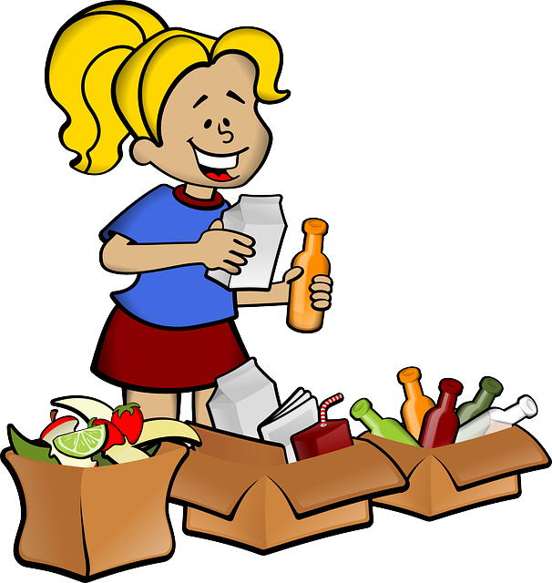 Share this earth day. Garbage clipart proper waste management