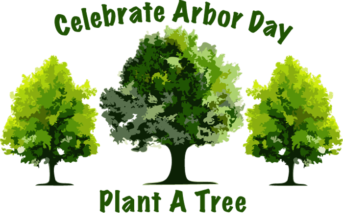 Holidays festivals plant tree. Environment clipart arbor day