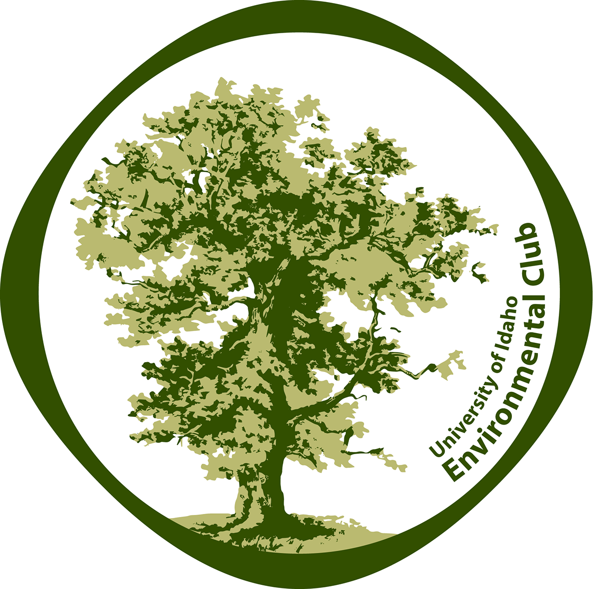 Environment clipart arbor day. Environmental club logo on