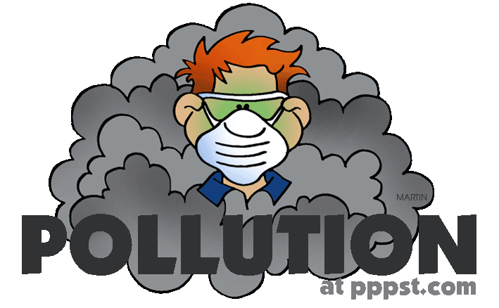 pollution refers to. Environment clipart bad environment