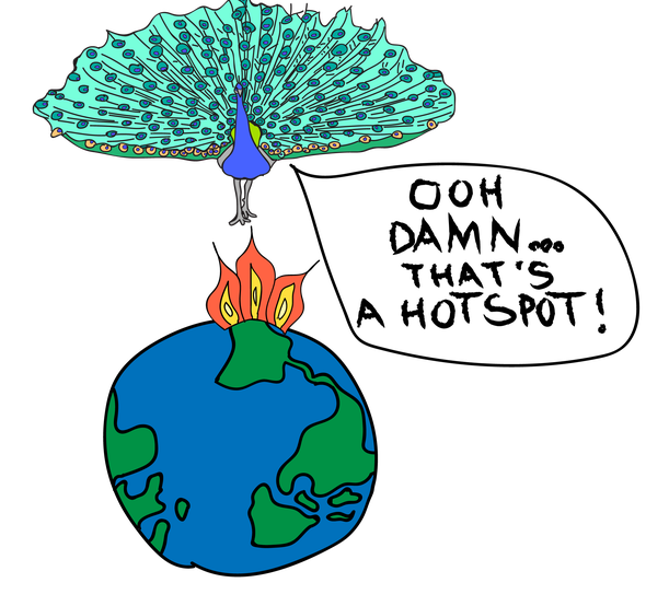 Biodiversity mother tongues post. Evidence clipart nature hunt