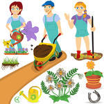 Of clip art library. Environment clipart care