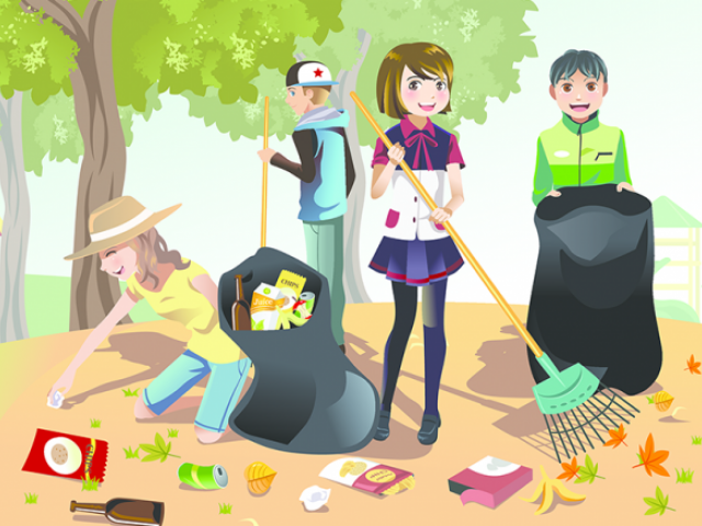 Environment clipart cleanliness surroundings. Free download clip art