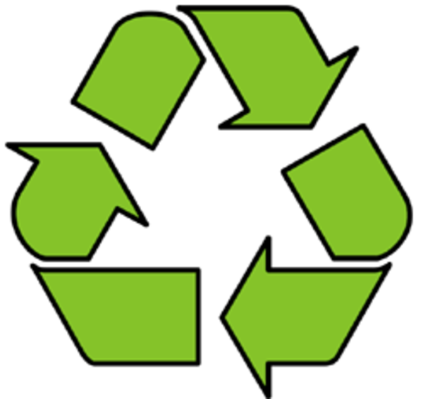Recycled logo image group. Environment clipart csr