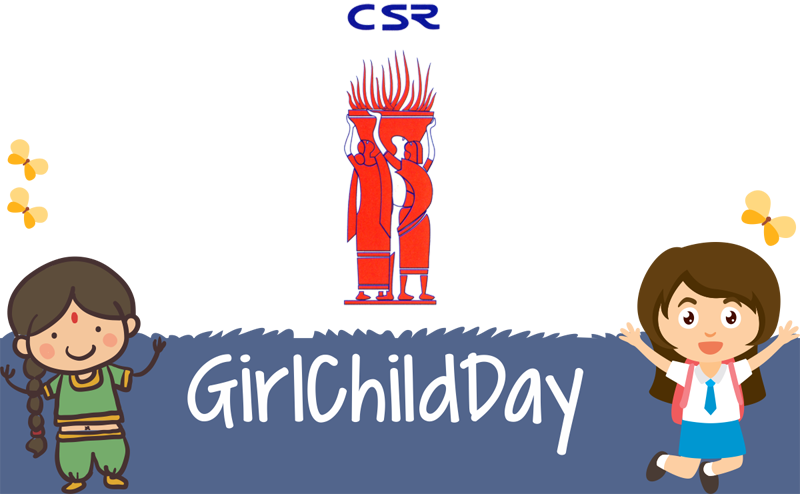Environment clipart csr. Girl child day gendermatters