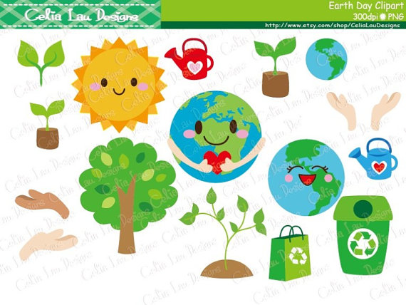 Environment clipart environment earth. Day recycle clip art