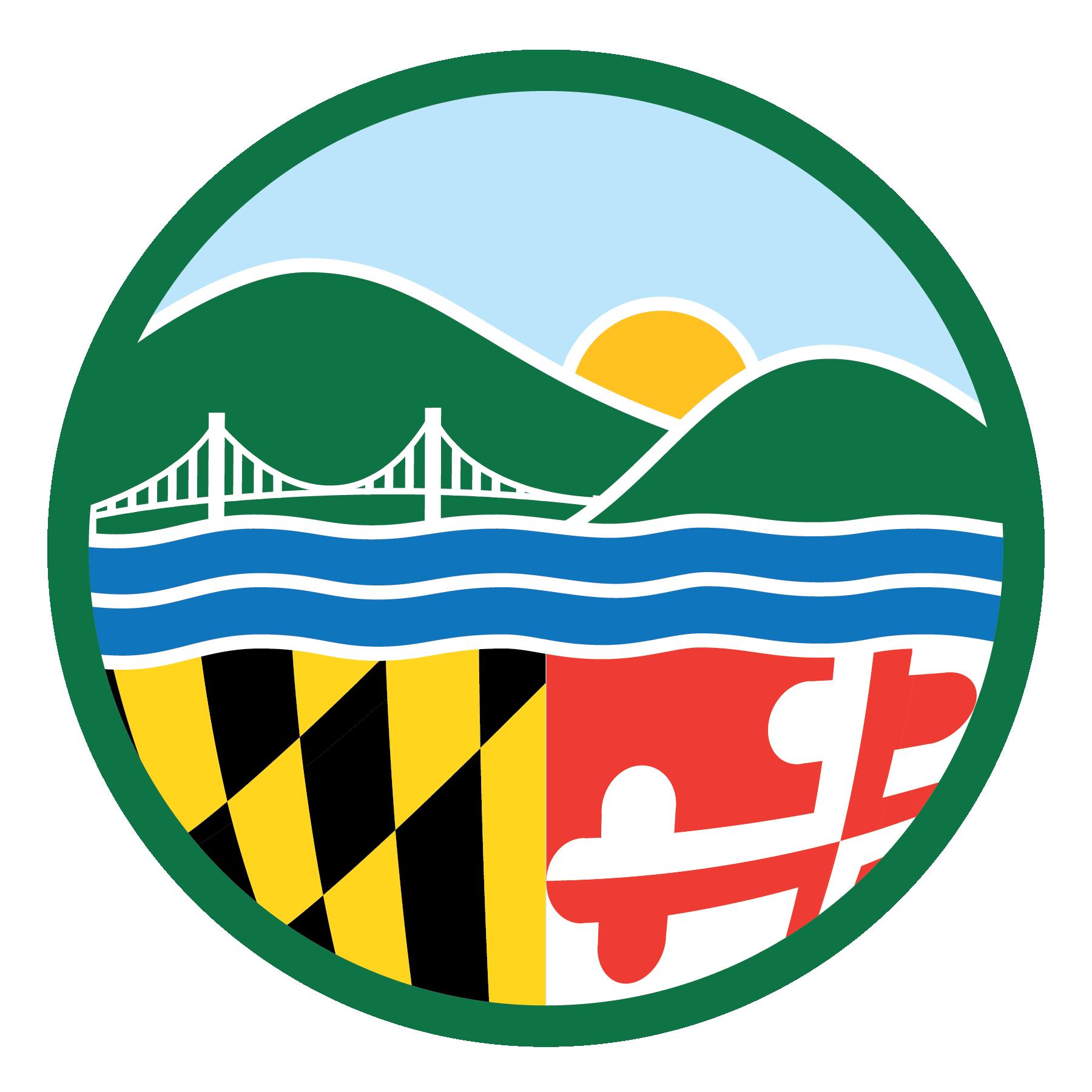 Mde downloads circular symbol. Environment clipart environment logo