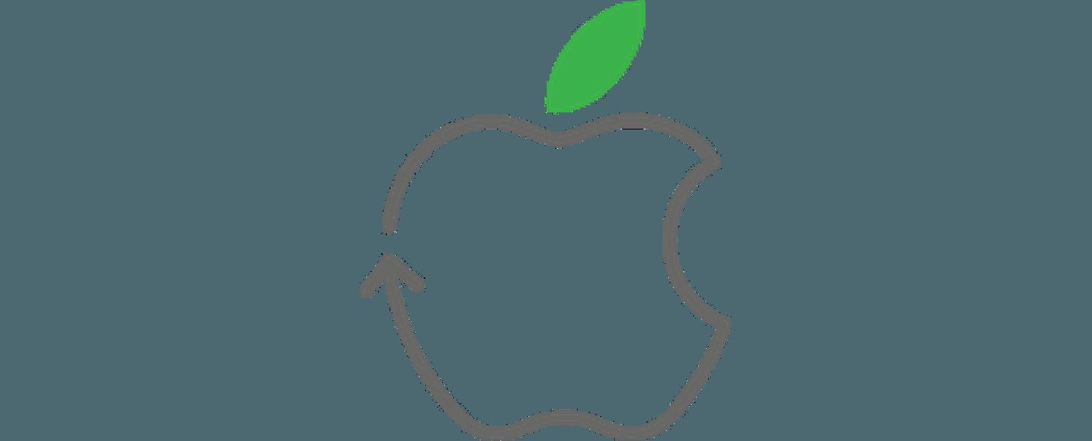 Environment clipart environment logo. Apple announces environmental progress