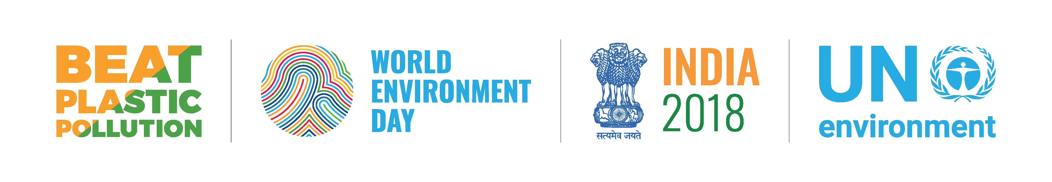 Beat plastic pollution world. Environment clipart environment word