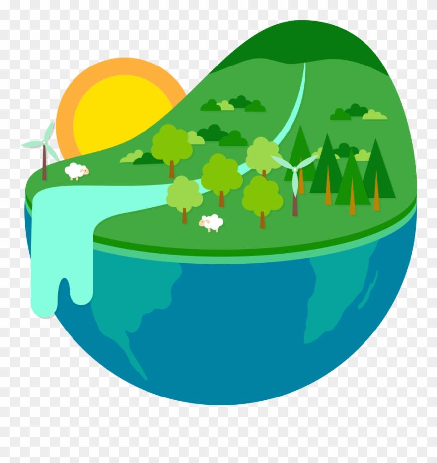 Environment clipart environmental conservation. Protection medio