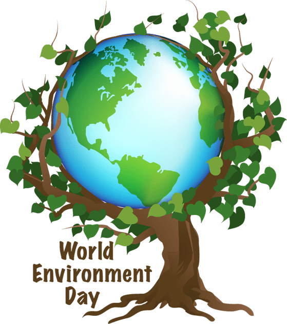 Environment clipart environmental protection. World day firms partner